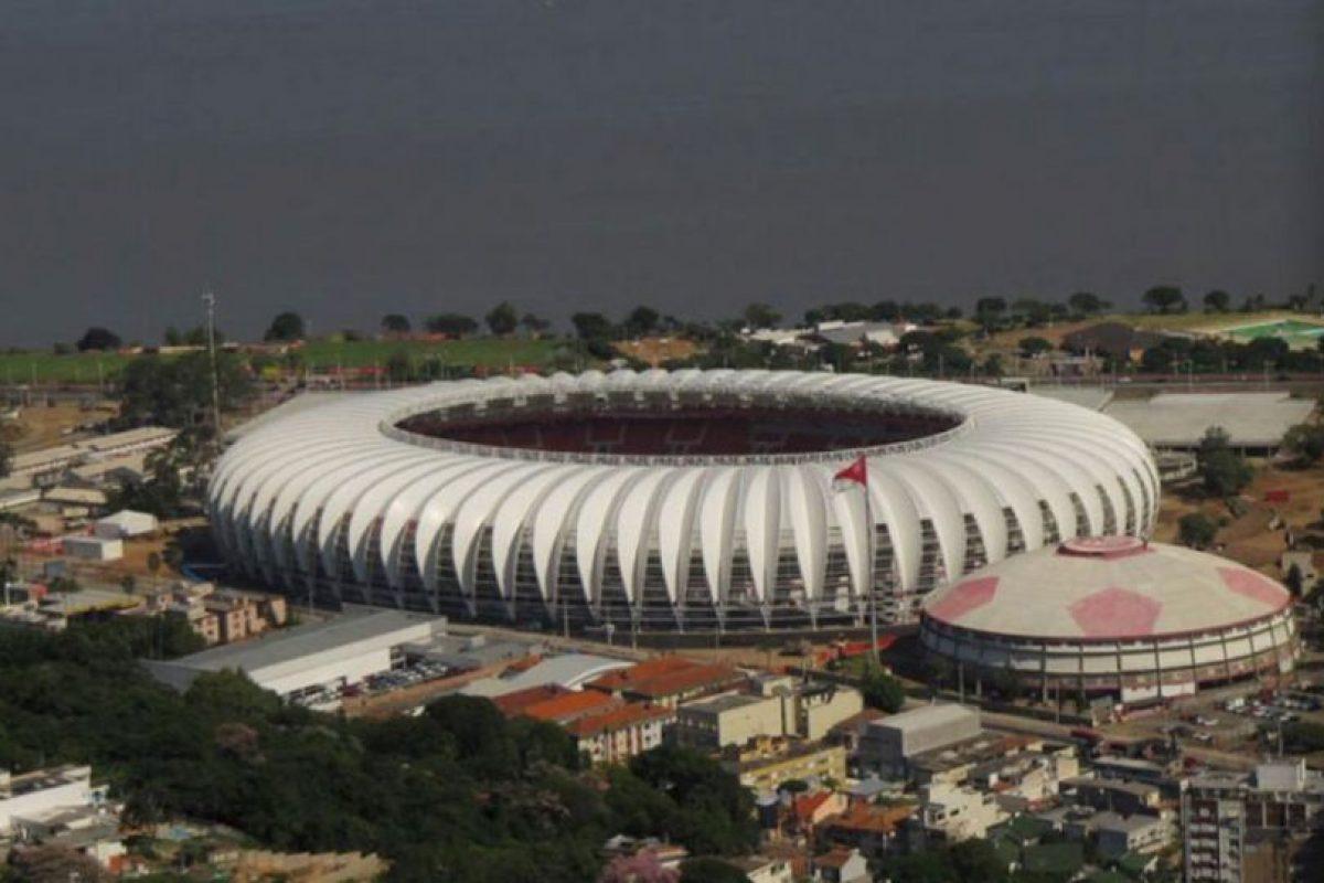 Estadio Beira-Rio Foto:Twitter. Imagen Por: