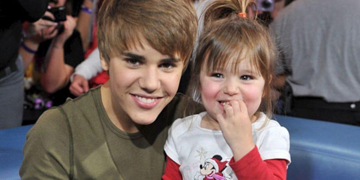 Prepárense: También quieren hacer famosa a la hermanita de Justin Bieber