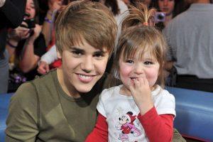Hermana menor de Justin Bieber, Jasmyn Bieber. Foto:Fanpop.com. Imagen Por: