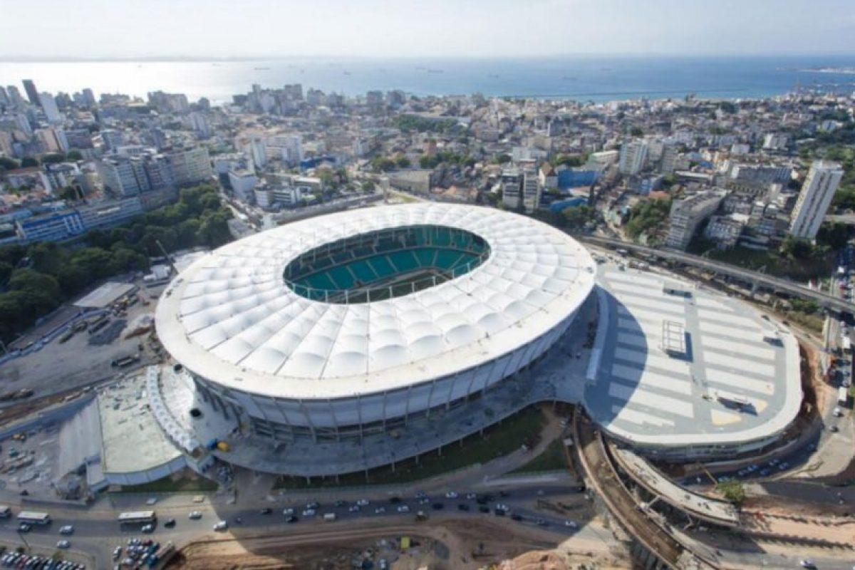 Arena Fonte Nova Foto:Twitter. Imagen Por: