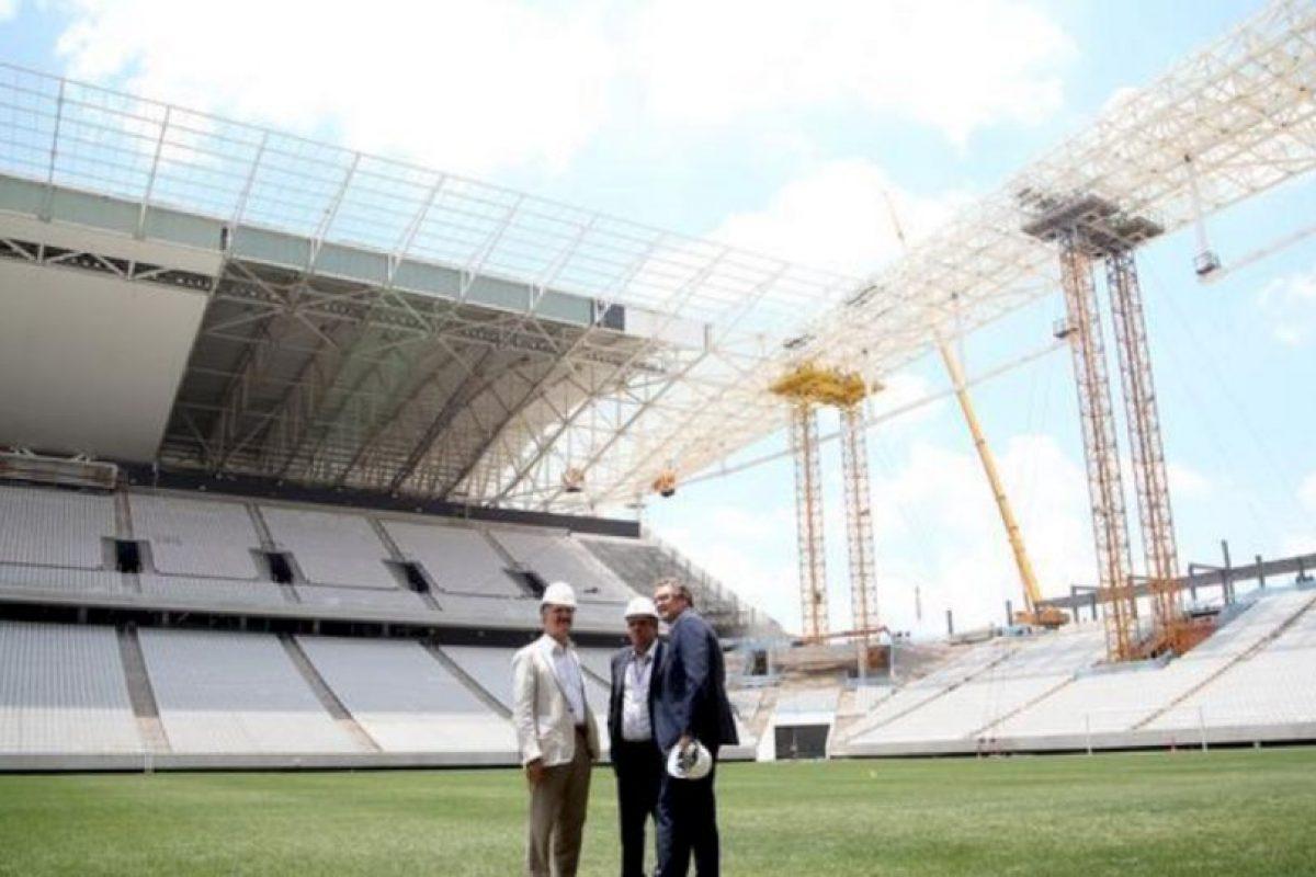 Arena de Corinthians. Imagen Por: