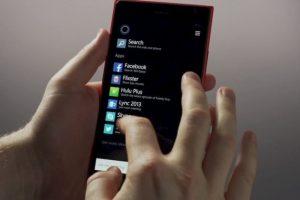 Las aplicaciones en Windows phone 8.1 Foto:Windows Phone. Imagen Por: