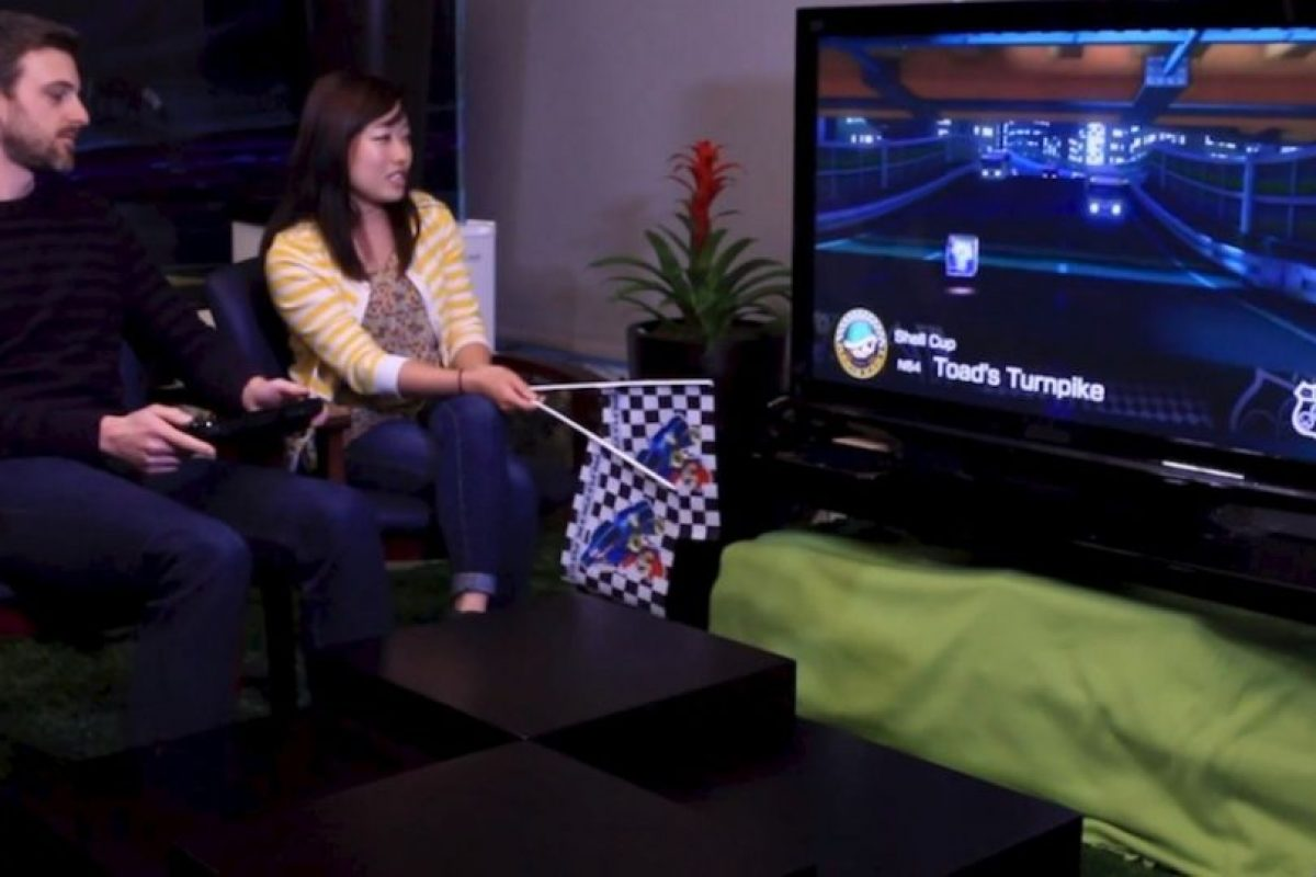 Mario Kart 8 con un solo jugador. Foto:Nintendo. Imagen Por: