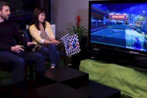 Mario Kart 8 con un solo jugador.. Imagen Por: