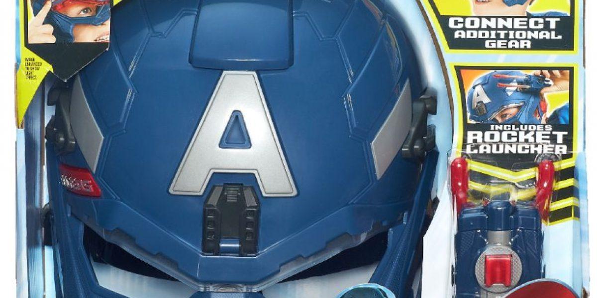 [CONCURSO CERRADO]: Participa y gana un exclusivo set del Capitán América