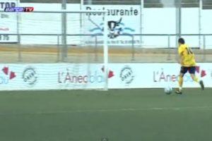 Permitieron que les marcaran un gol, después de que marcaron un tanto cuando el portero rival estaba lesionado Foto:YouTube. Imagen Por: