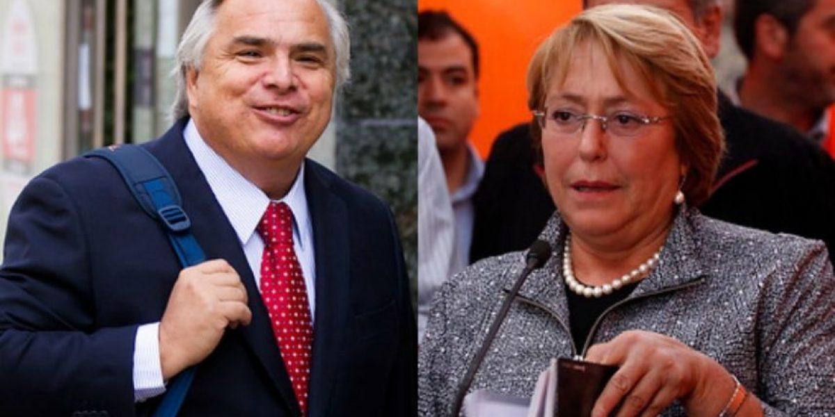 Chadwick a Bachelet por crítica sobre sirenas en Arica: