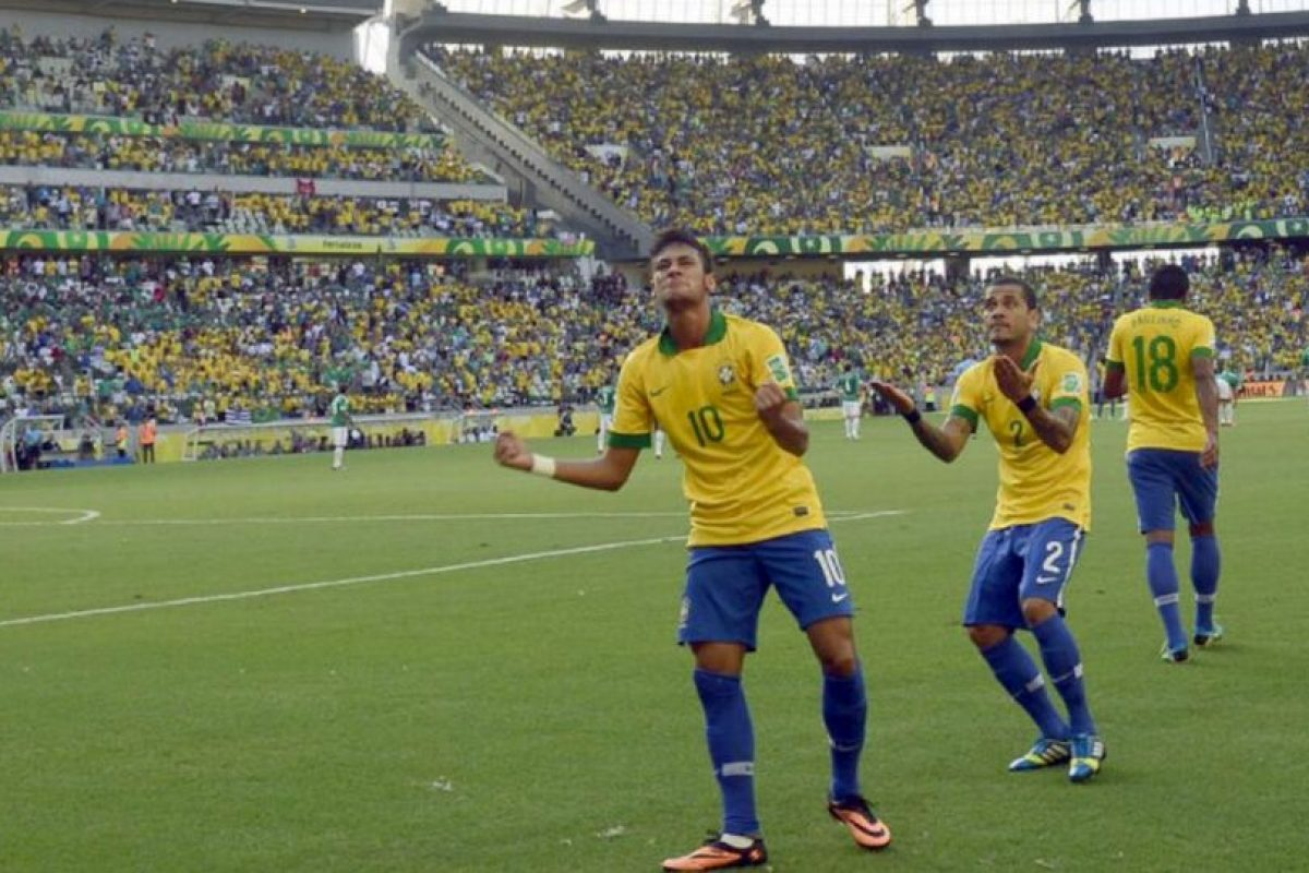Estadio Castelao Foto:Twitter. Imagen Por: