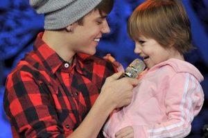 Hermana menor de Justin Bieber, Jasmyn Bieber. Foto:Dailymail.com. Imagen Por: