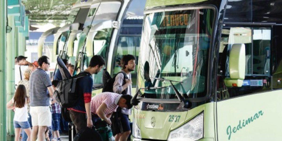 Tur Bus reanuda servicios desde y hacia Arica e Iquique