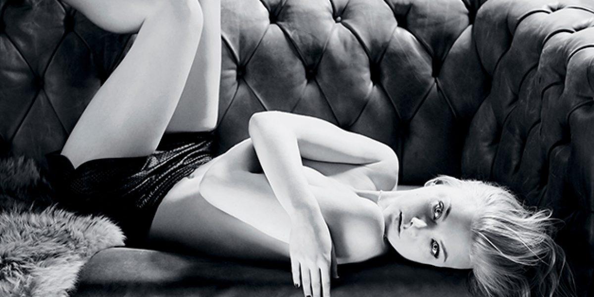 ¡Killer Queen! Natalie Dormer se desnuda para GQ