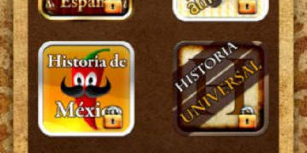 5 apps gratis para aprender historia universal
