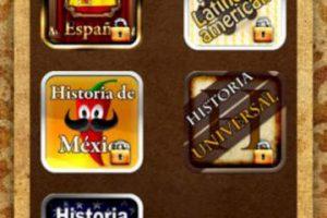 QuizPack: Historia (iOS). Imagen Por: