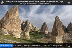 Fotopedia Patrimonio Mundial (iOS) Foto:Fotonauts Inc.. Imagen Por: