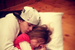 Hermana menor de Justin Bieber, Jasmyn Bieber. Foto:Instagram. Imagen Por: