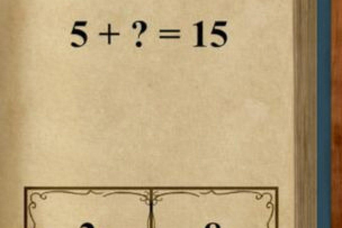Rey de las matemáticas (iOS) Foto:Oddrobo Software AB. Imagen Por:
