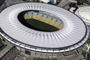Estadio Maracaná Foto:Twitter. Imagen Por: