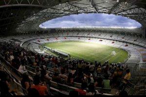 Arena Mineirao Foto:Twitter. Imagen Por: