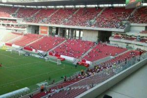 Arena Pernambucano Foto:Twitter. Imagen Por: