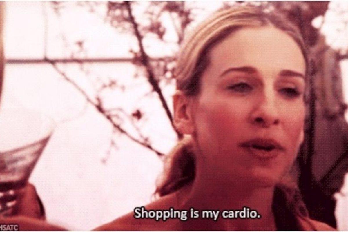 1. NUNCA tener el sentido financiero de Carrie. Foto: HBO. Imagen Por: