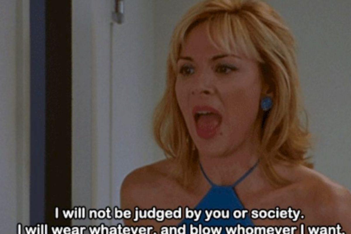 10. Las mujeres pueden ser lo que les venga en gana. Foto: HBO. Imagen Por: