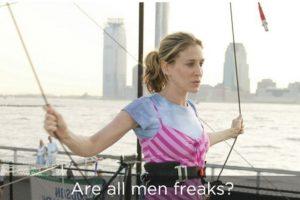 4. Para encontrar al perfecto (o no) hay que besar a muchos sapos. Foto: HBO. Imagen Por: