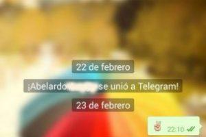 Foto:Telegram. Imagen Por: