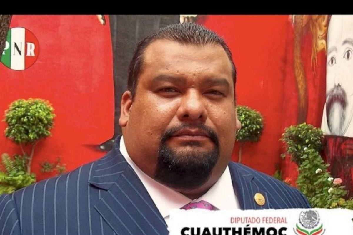 Cuauhtémoc Gutiérrez Foto:Facebook. Imagen Por: