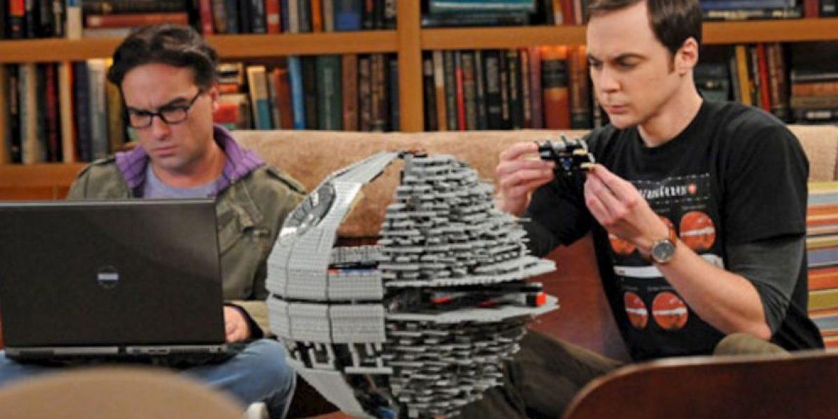 The Big Bang Theory y Star Wars, juntos por primera vez