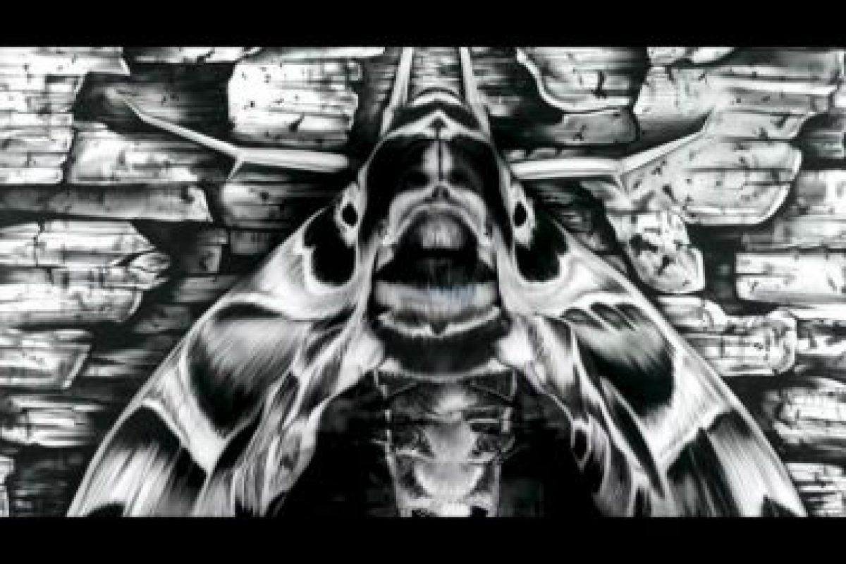 Foto:Captura de Youtube / Roustand Bodypaint. Imagen Por: