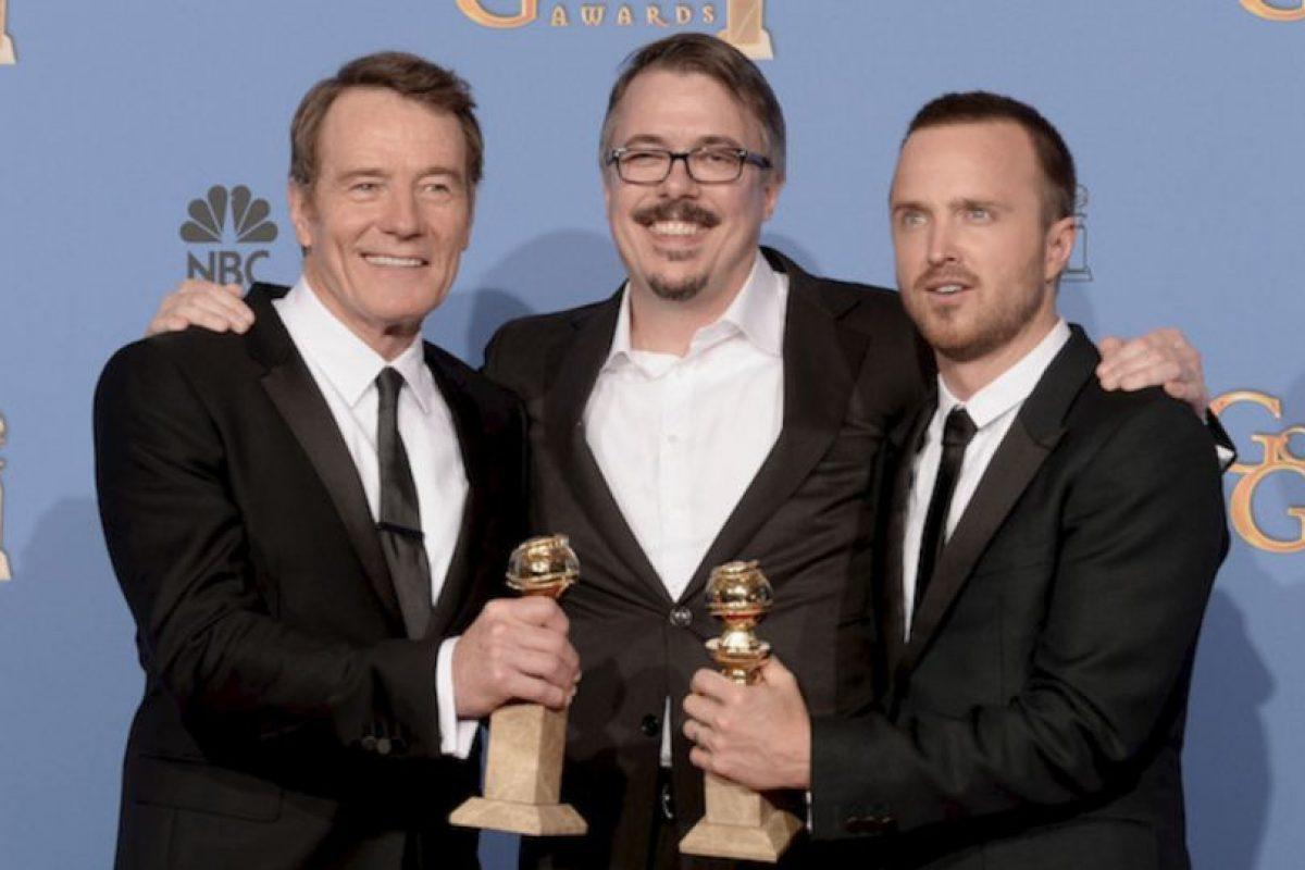 Usted y todo el elenco son los mejores actores que he visto. Foto:Getty. Imagen Por: