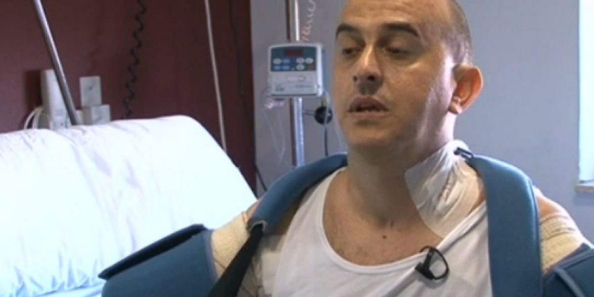 [GALERIA] Médicos realizaron con éxito trasplante de brazos en España