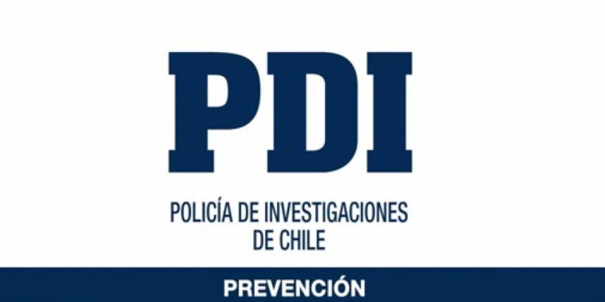 PDI lanza campaña para prevenir delitos sexuales contra menores: En Chile hay 59 víctimas por día