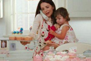¿Recuerdan esta escena con Charlotte explotando por sus hijas? Cosa de todos los días. Foto: Warner Bros. Imagen Por:
