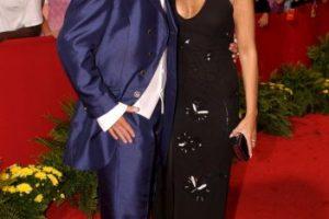 Laura Bozzo, la presentadora de televisión de 62 años, y su pareja de 37 años, Cristian Suárez, han estado juntos desde el año 2000. Foto:Getty. Imagen Por: