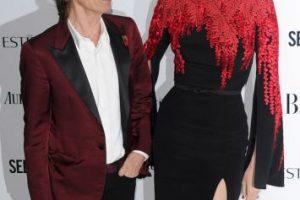 El rockero Mick Jagger, de 70 años, mantuvo una larga relación con la diseñadora L'Wren Scott, de 49 años. Foto:Getty. Imagen Por:
