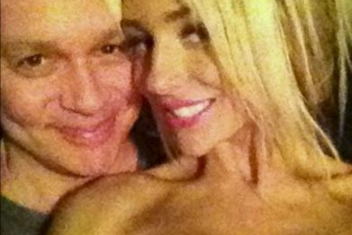 Courtney Stodden, de 19 años, estuvo casada con el actor Dough Hutchison, de 53 años, entre 2011 y 2013. Foto:Instagram / Courtney Stodden. Imagen Por: