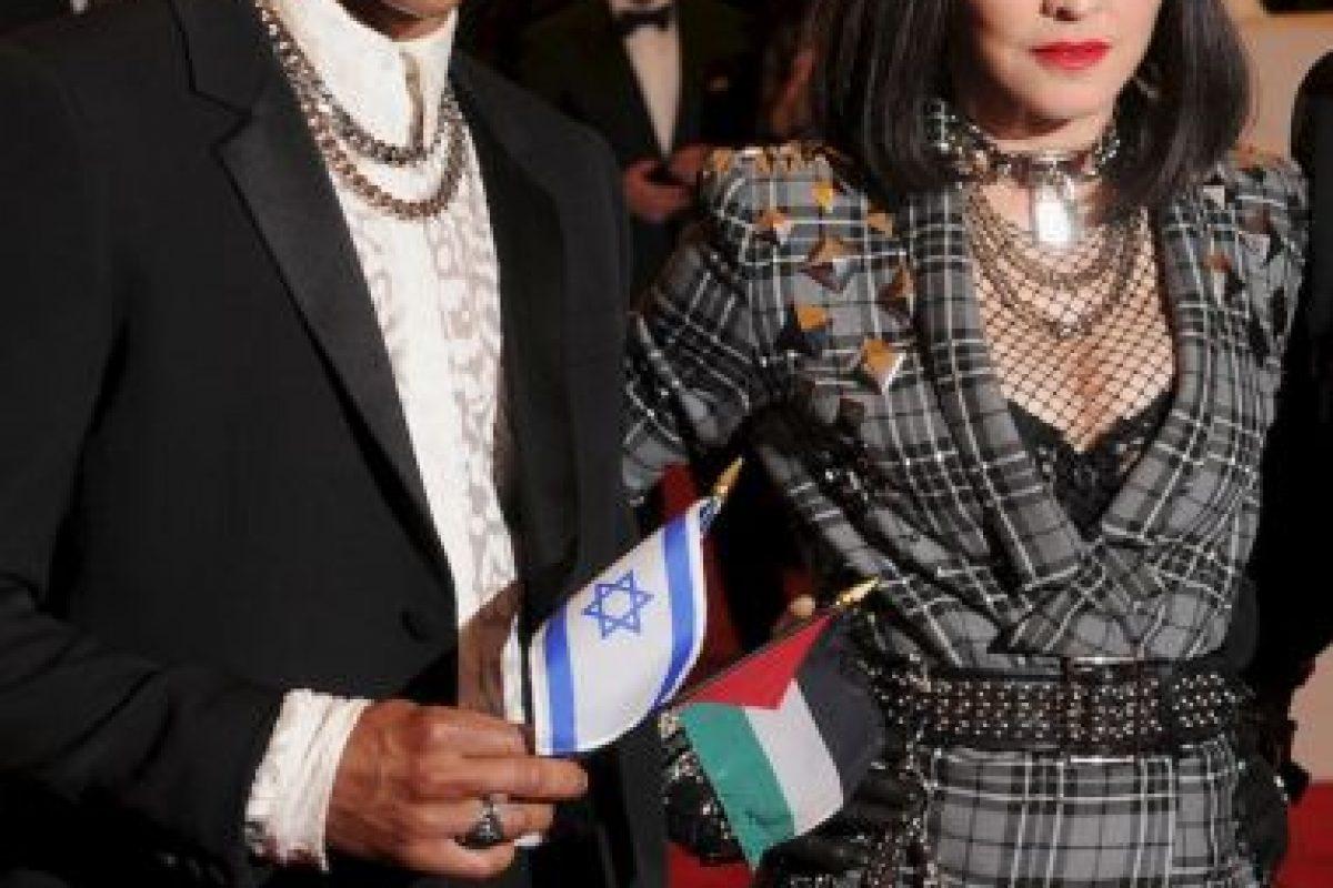 Durante tres años, Madonna, de 54, tuvo una relación con el bailarín Brahim Zaibat, de 25 años. Foto:Getty. Imagen Por: