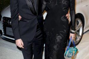 La galardonada actriz, Sharon Stone, de 56 años, tuvo una relación con el modelo argentino, Martin Mica, de 27 años. Foto:Getty. Imagen Por: