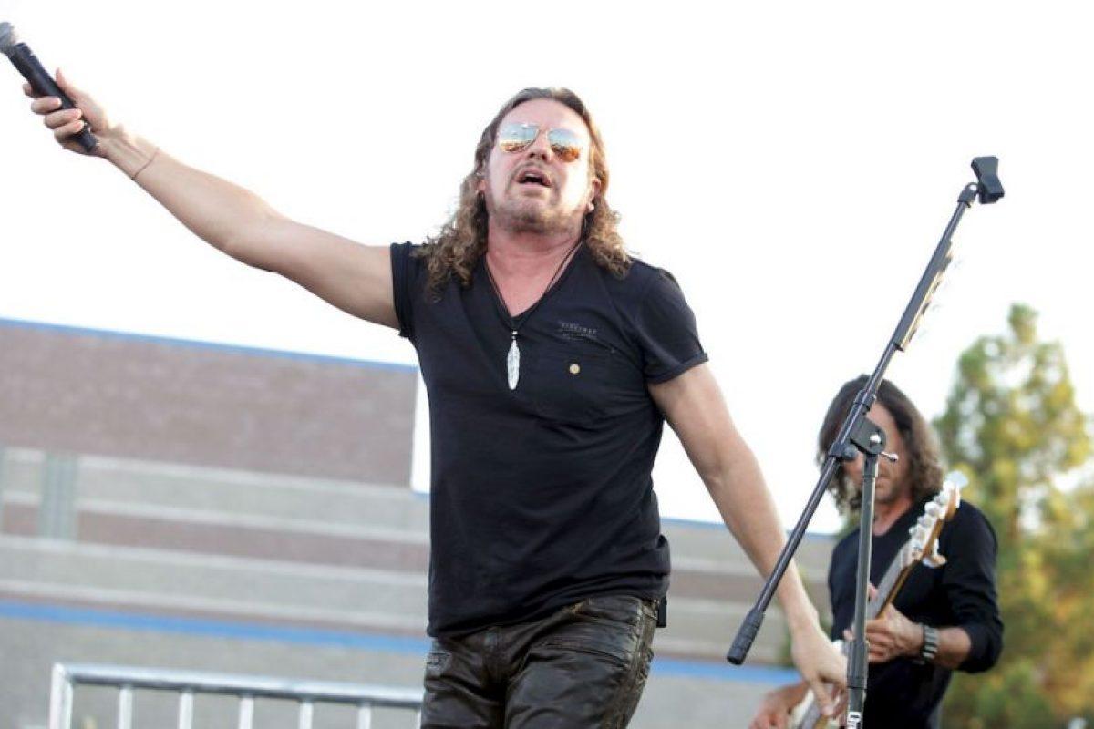 """El cantante de Maná también a sido """"asesinado"""" en Twitter Foto:Getty Images. Imagen Por:"""