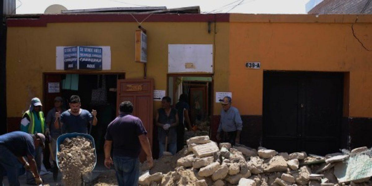 Terremoto en el Norte: SVS llama a revisar seguros hipotecarios