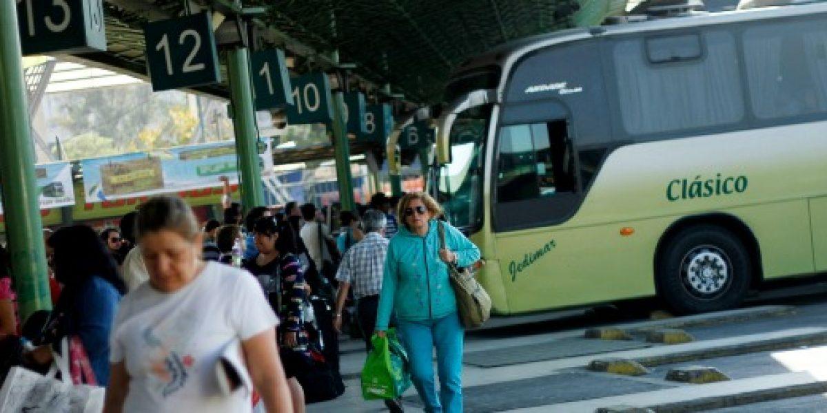 Tur Bus hará cinco viajes gratis al norte