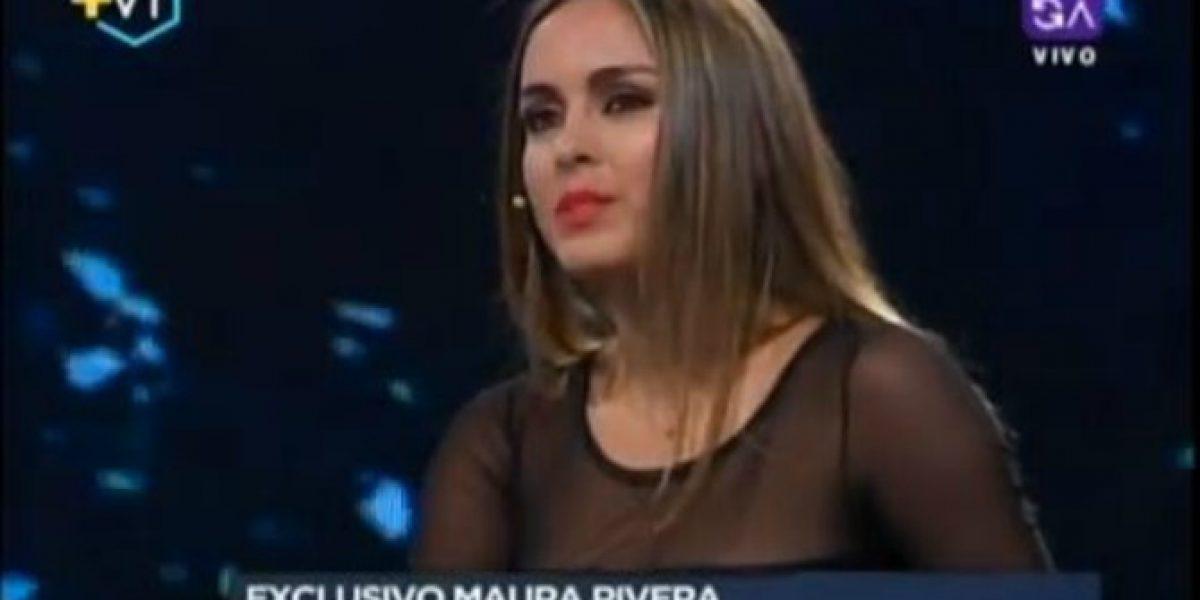 Maura Rivera y la pérdida de su hijo: