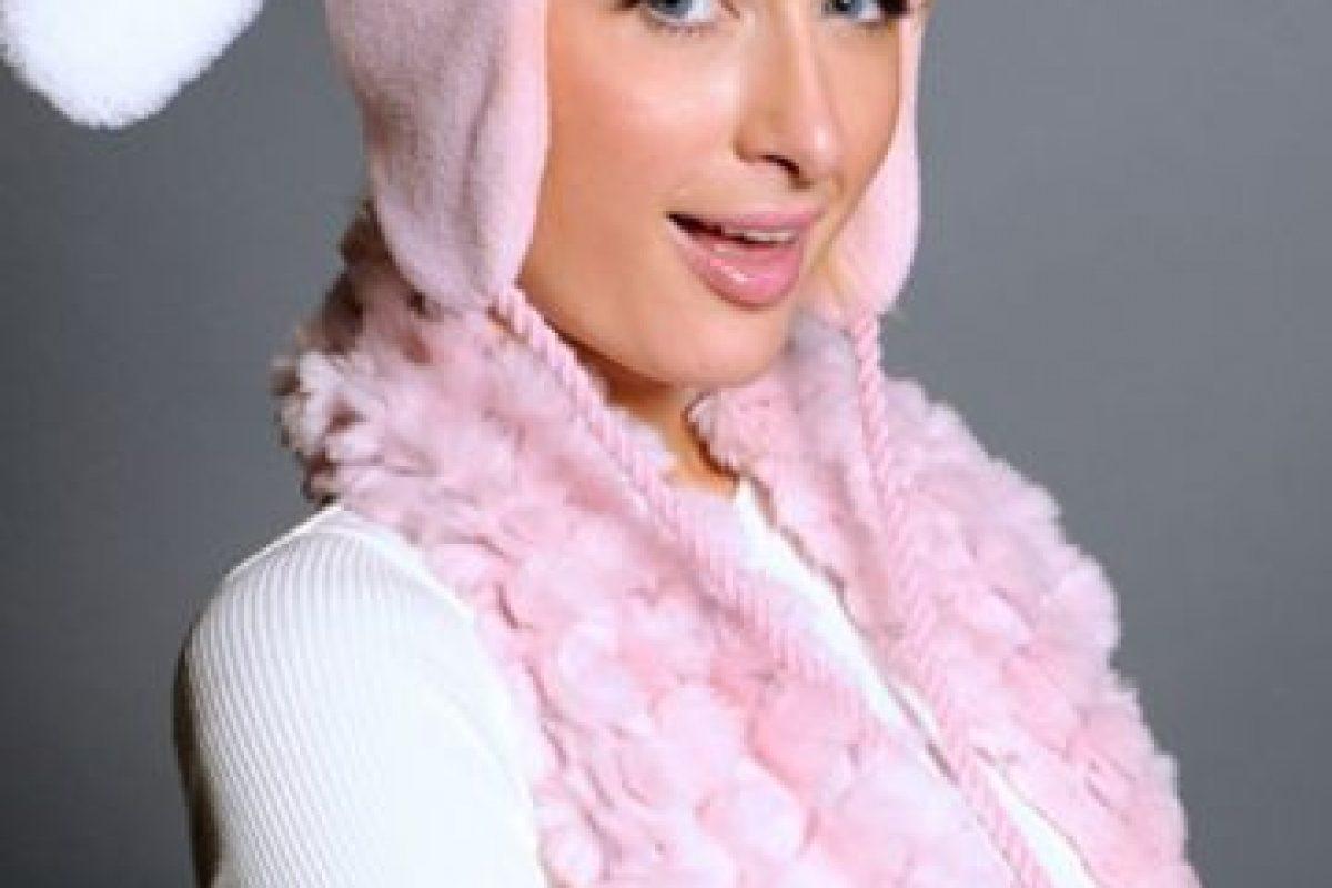 """""""Esto es Wallmart, ¿hacen rollos de pared, aquí?"""", dijo Paris Hilton refiriéndose a la cadena de supermercados. Adorable. Foto: Getty. Imagen Por:"""