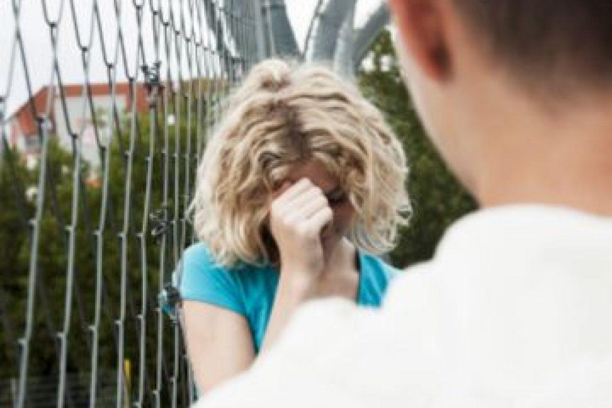 Acontinuación las típicas frases de rompimiento que dan los hombres a las mujeres. Foto:Getty images. Imagen Por: