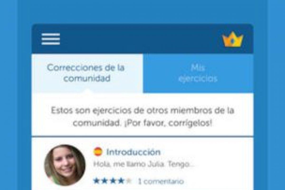 busuu: aprender idiomas gratis (iOS, Android) Foto:Busuu Limited. Imagen Por: