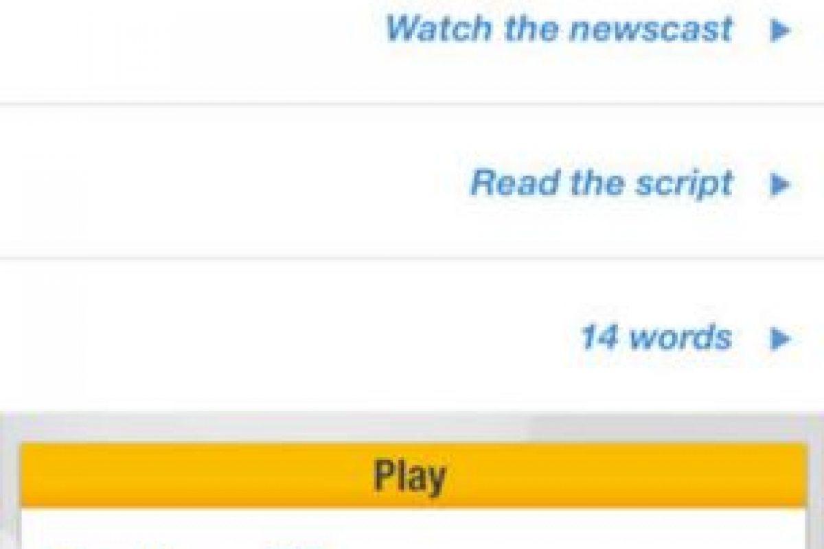 Learn French with 7 jours sur lla planète (iOS) Foto:TV5MONDE. Imagen Por: