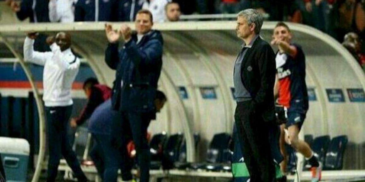 ¿Este futbolista se rió en la cara de Mourinho?