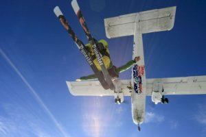 Sky Diving Foto:Getty Images. Imagen Por: