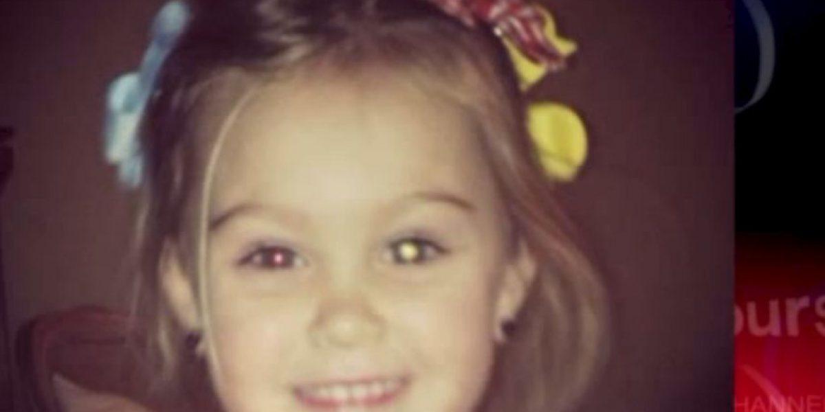 Foto publicada en Facebook le salva la vista a una niña